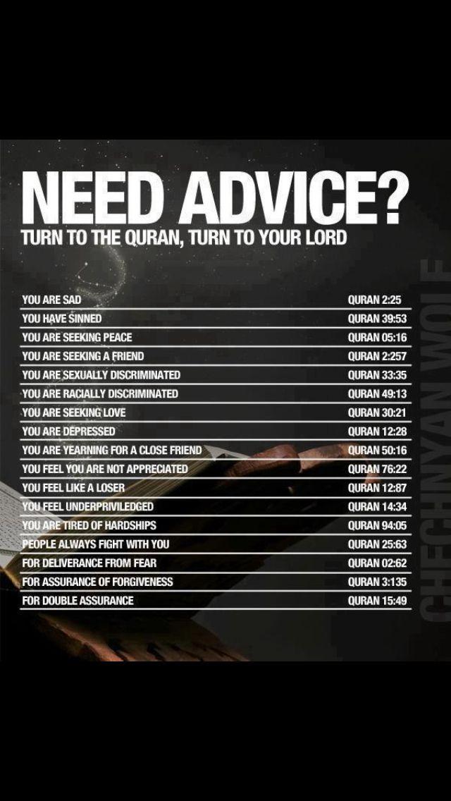 Need Advice...