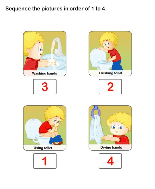Learn Personal Hygiene | Personal Hygiene Worksheets For Kids | Practice All New Personal Hygiene Worksheet
