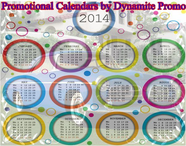 #Promotional #Calendars for your business Promotion. #DynamitePromo #promotional #gifts #PromotionalProducts