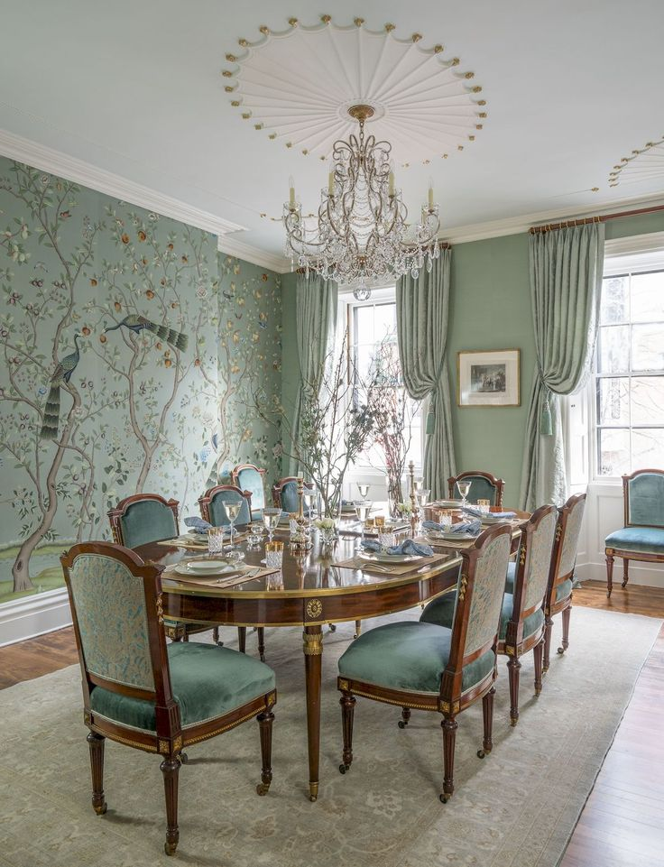 160+ Awesome Formal Design Ideas For Your Dining Room