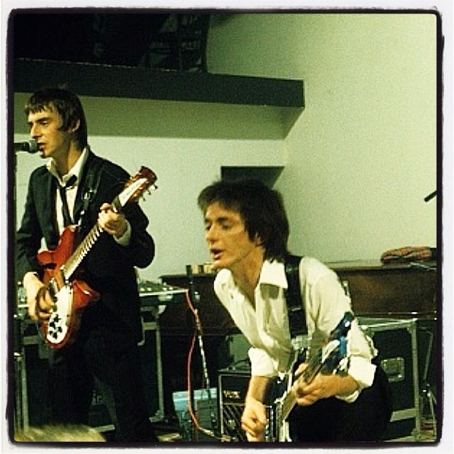 Paul Weller (Wellerworld) The Jam , Bruce Foxton