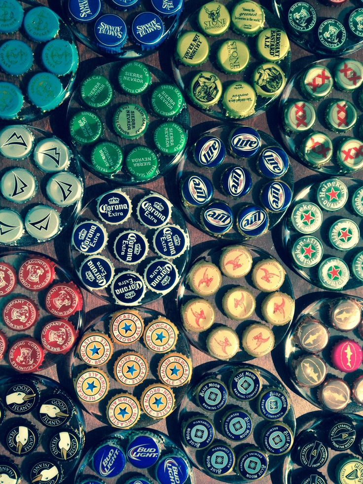 Best 25 Beer Caps Ideas On Pinterest Bottle Cap Art
