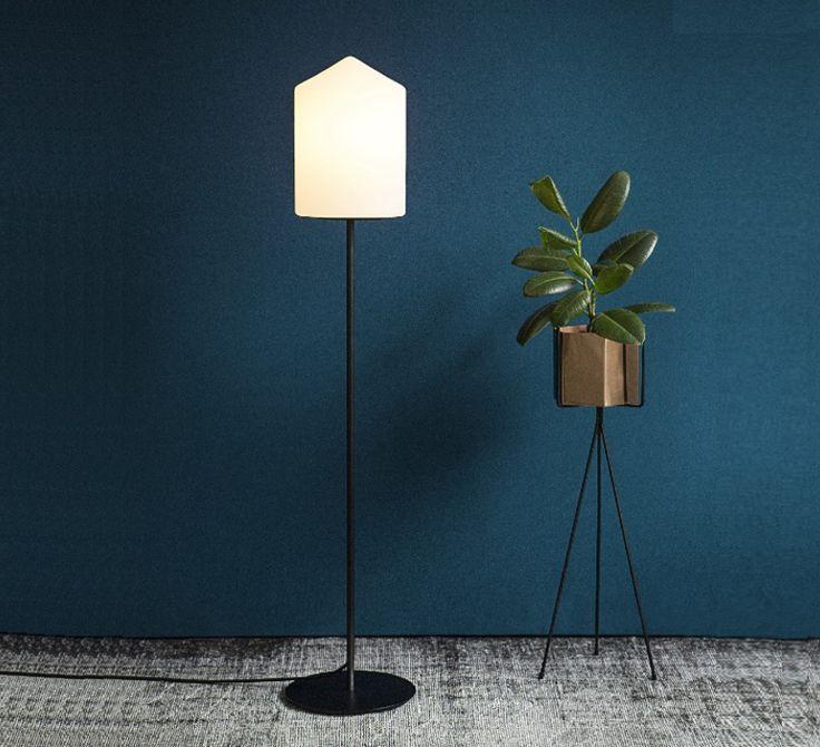 Bullet floor benjamin hopf lampadaire floor light formagenda 241 10 design signed 30396 product
