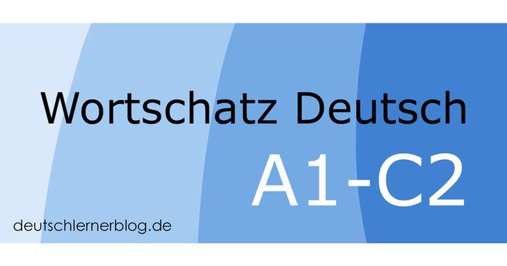 Deutsch Wortschatz lernen mit Wortschatzübungen und Materialien zum Wortschatz Deutsch. Deutschen Wortschatz mit Bildern, Übungen, Beispielen, Videos.