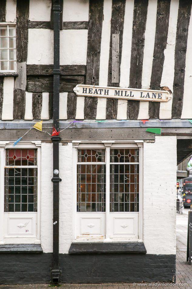 The Old Crown pub, Birmingham, England