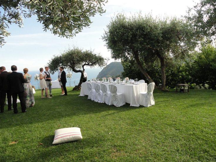 Cinque Terre wedding: Monterosso al Mare