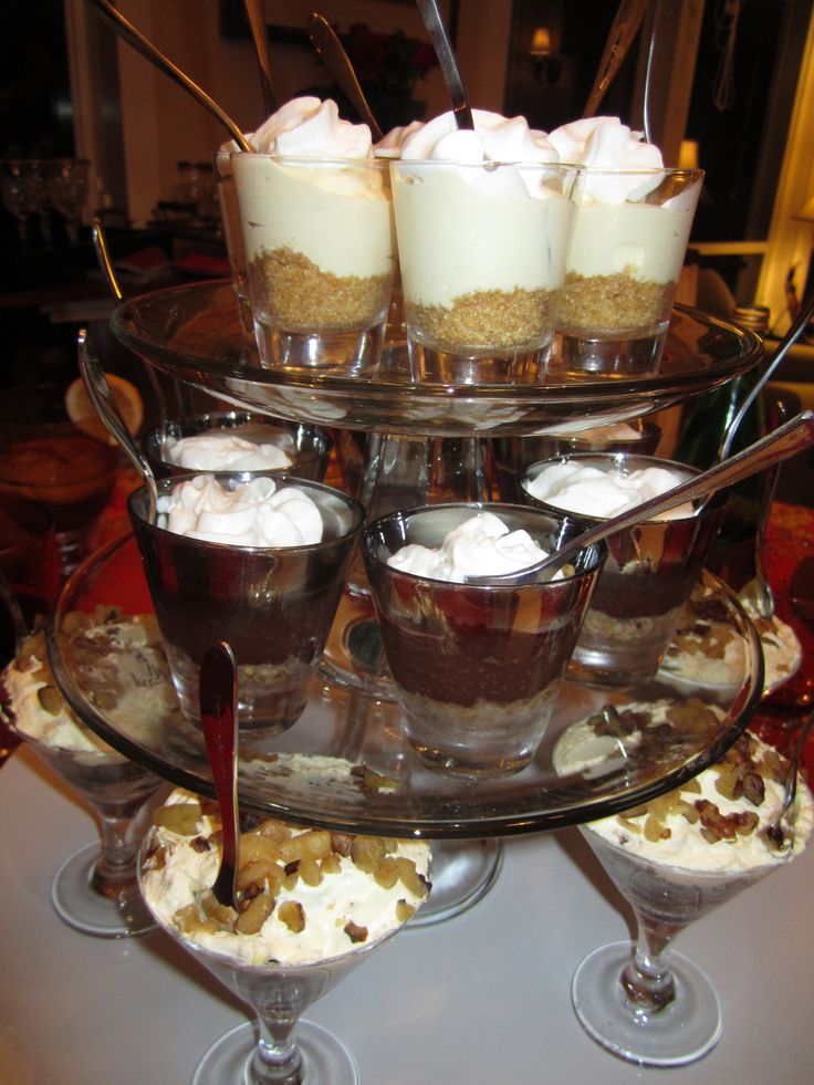 TASTING PARTY DESSERTS | Recipes I want to try | Party ...