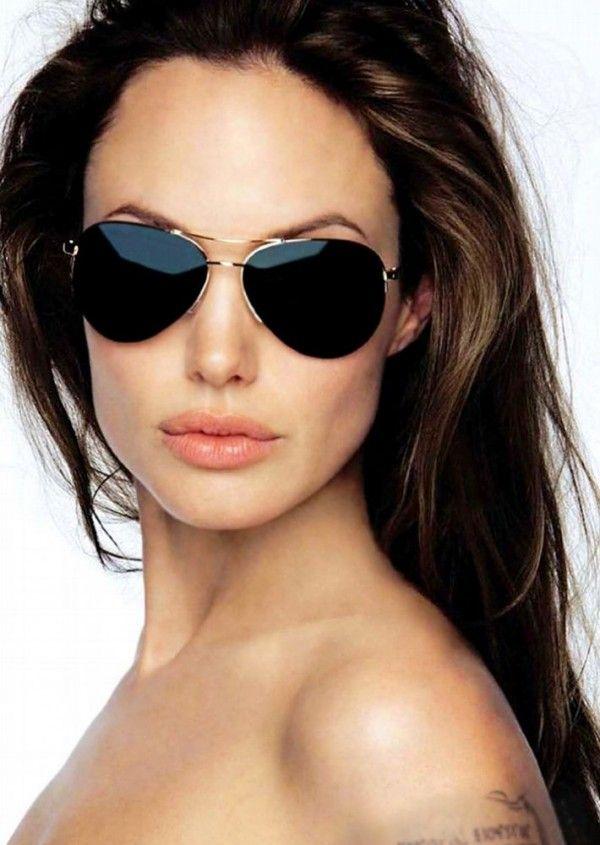 ray ban aviator sonnenbrille frauen