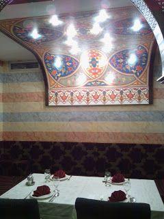 Vacsora a belváros keleti ékszerdobozában – Al Amír étterem