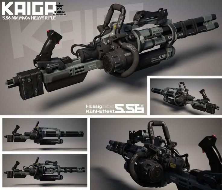 gatling gun gatling guns assault rilfes weapons
