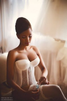 Bride's Wedding Lingerie, Undergarments and Accessories, Bridal Shapewear.