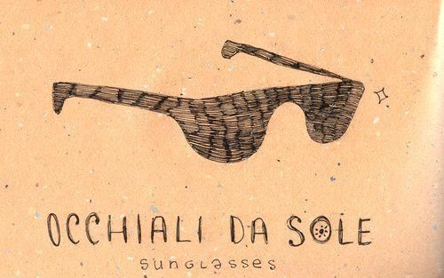 609: Occhiali da sole
