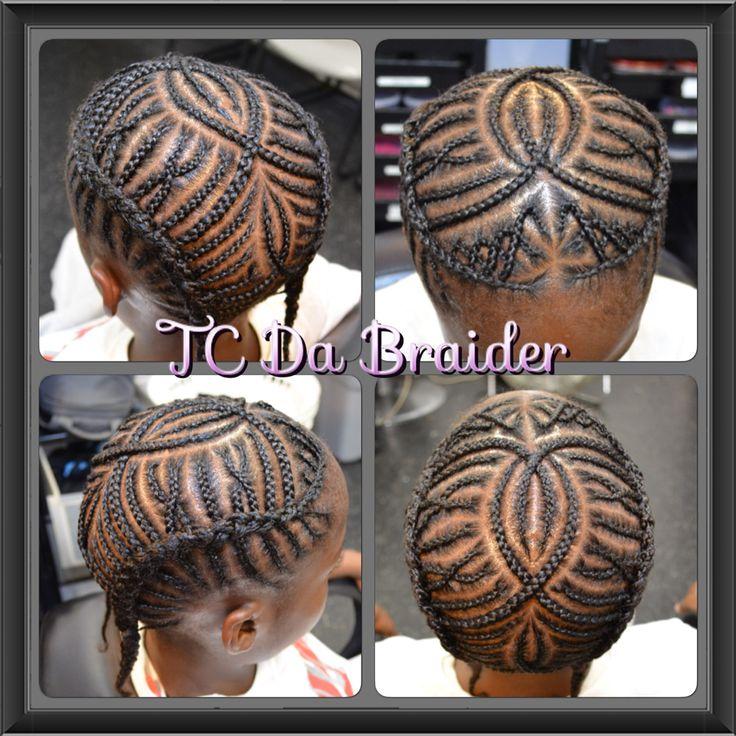 Male braids