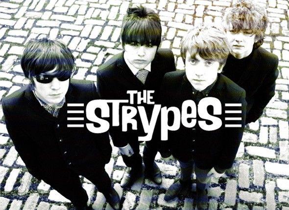 THE STRYPES Confirmed Artist SGP 2013
