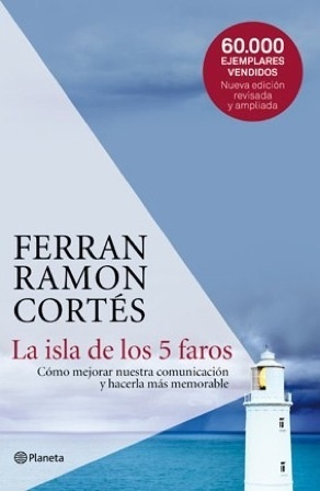 65000 copies sold in Spain. Planeta reprints THE ISLAND OF THE 5 LIGHTHOUSES by Ferran Ramon-Cortés. Japanese, Portuguese, Brazilian and Korean rights sold.