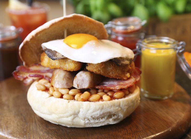 stottie breakfast