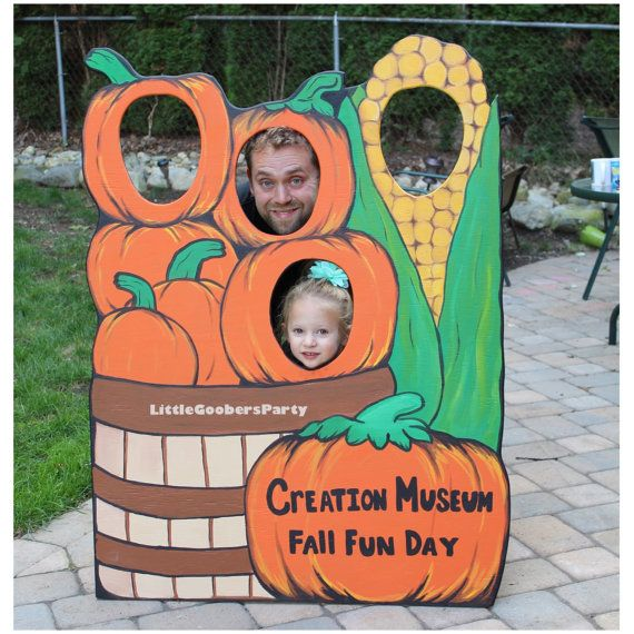 Pumpkin Patch Wooden Photo Op Prop . Large Festival Photo Booth Prop, Fall…