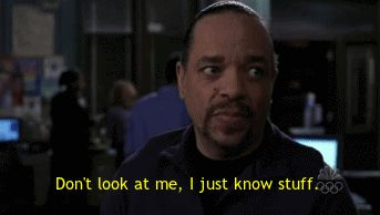 """When he had the answers. 