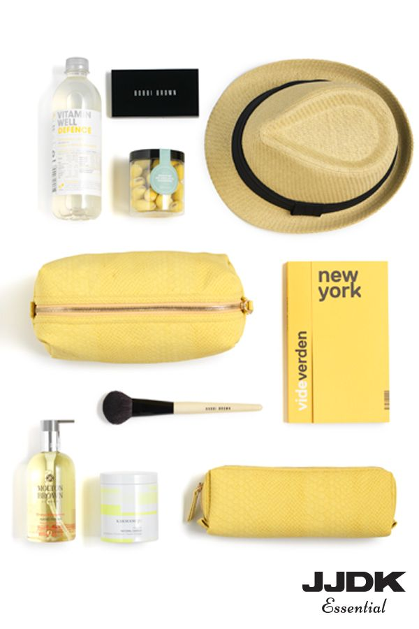 JJDK Essential - Pack your essentials in your favorite cosmetic bag!