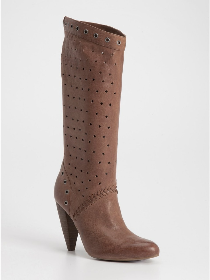 GUESS Ardor, BROWN LEATHER (6 1/2)