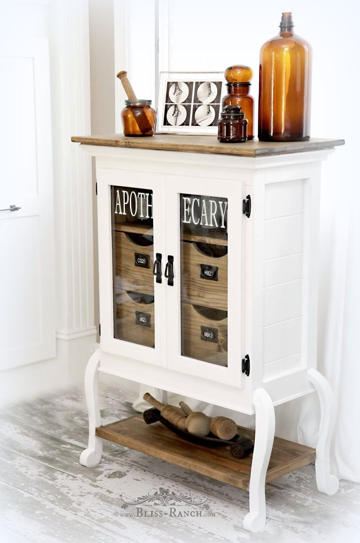 IKEA RAST HACK: featuring Antique White paint from Pittsburgh Paints &  Stains and Old Mission - 62 Best Ikea Hacks With Hickory Hardware Images On Pinterest