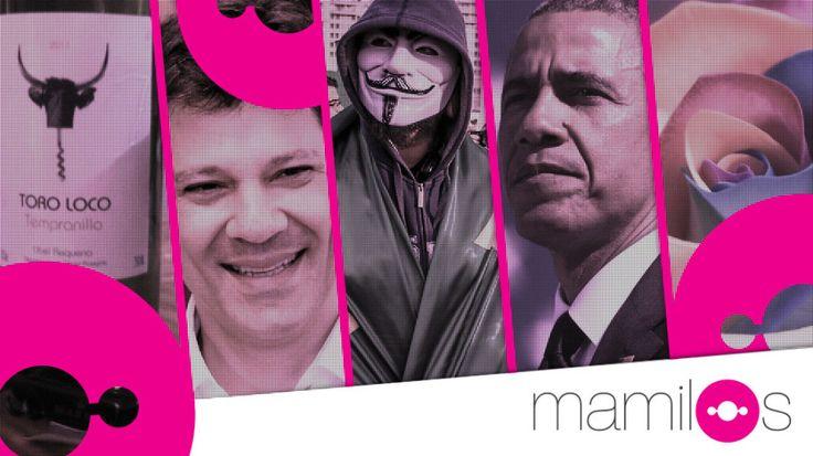 Mamilos#16 – Protestos, Obama em Selma, Toro Loco e Peterson
