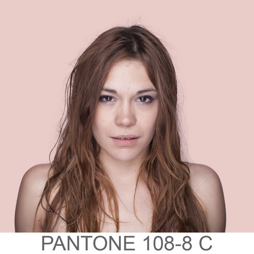 Awesome: a project that collects various human's skin tone. humanæ