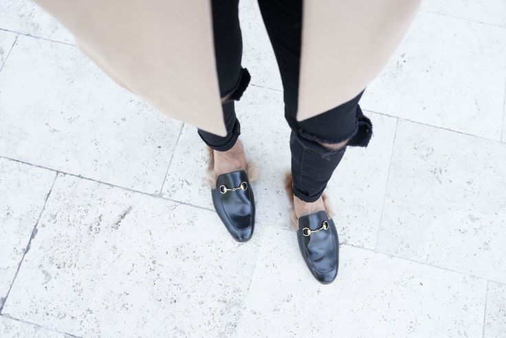 Gucci fur loafers - Menswear, Fashion and Mens Style by MR. TURNER. Looks, outfits and casual to smart casual style inspiration/inspo.