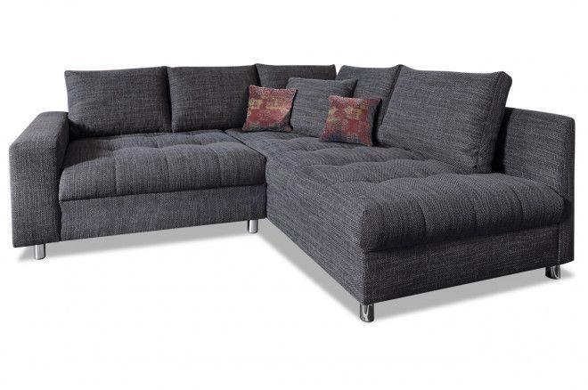 Castello Ecksofa Xl Tobi Anthrazit Ecksofas Sofas Zum Halben Preis Furniture Couch Home Decor