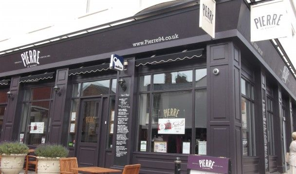 Leamington Spa | Le Bistrot Pierre | French Restaurant