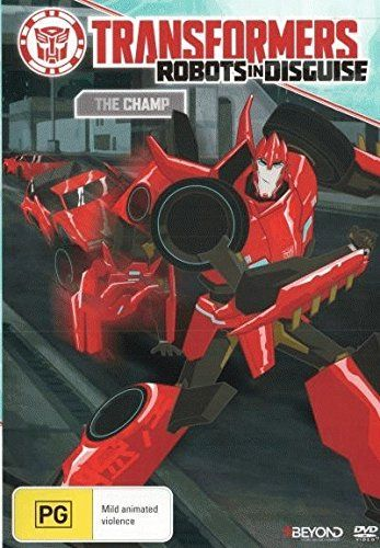 Transformers  Robots In Disguise  The Champ NONUSA Format  PAL  Region 4 Import  Australia *** Be sure to check out this awesome product.Note:It is affiliate link to Amazon.