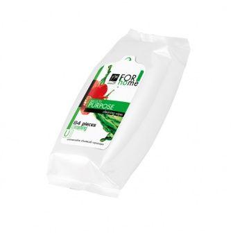 Salviette detergenti universali Rimuovono accuratamente la polvere e lo sporco, prendendosi cura delle superfici trattate. Ideali per la pulizia di tutta la casa. Biodegradabili.  Delicate per la pelle delle mani e si possono gettare nel WC. Indicati per diversi tipi di superficie: in metallo, vetro, legno e plastica. 84 pezzi. Codice: U011 #FMGroupItalia #ForHome #FMGroup