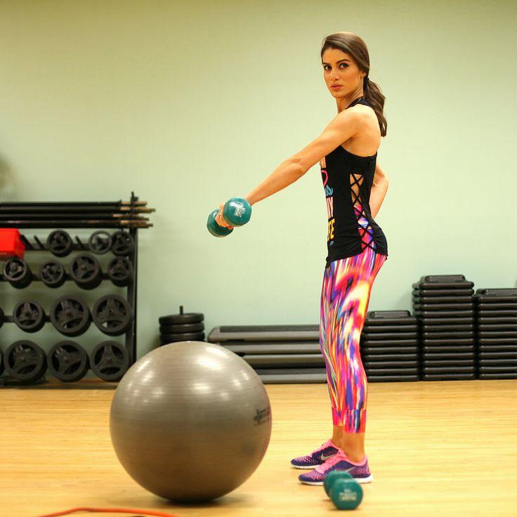 Look fitness: Legging 3D!