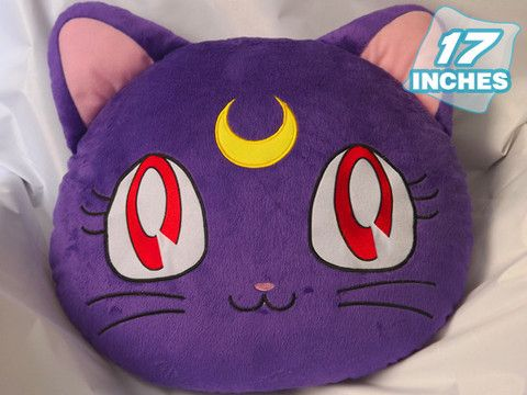 Sailormoon Luna Pillow SMPW8062 | 123COSPLAY | Anime Merchandise Shop Free Shipping From China | Anime Wholesale