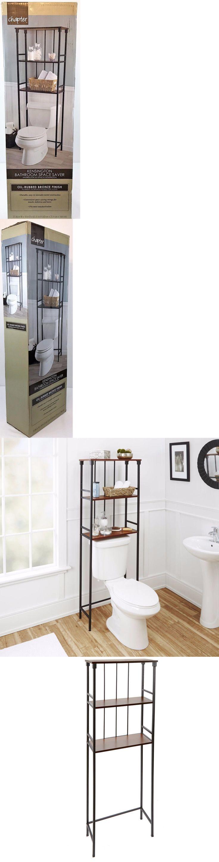 Wrought iron bathroom space saver - Shelves 31385 Chapter Kensington Bathroom Over Toilet Space Saver Shelves Oil Rubbed