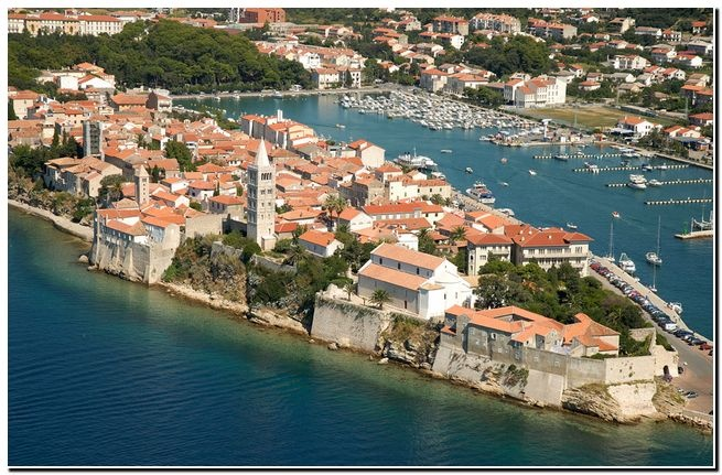 Lopar is a tourist community on the island of Rab. It is rich with beautiful sandy beaches, virgin coves and a crystal clear sea.