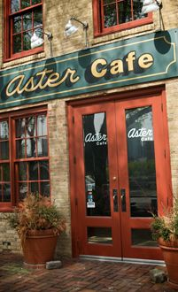 aster cafe, minneapolis