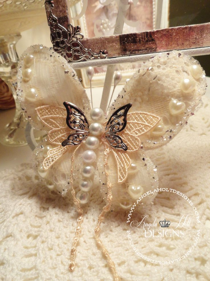 Check out my amazing Lace Butterfly Tutorial!! You will love how easy and simple this butterfly is and you will be making them like mad!! Lol !!! Subscribe to my channel and share!!! Creative Hugs!! http://youtu.be/yisXLxCm4a8