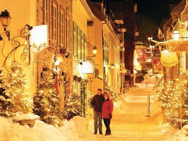 quebec kurzurlaub weihnachten weihnachten verreisen