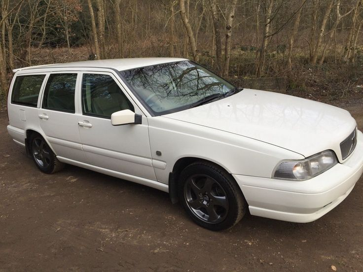 eBay: VOLVO V70 T5 AUTOMATIC ESTATE R FSH 2 OWNER 850 SIMPLY SUBLIME CONDITION MK1 #classiccars #cars