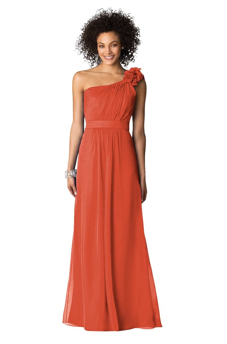 Best 20 burnt orange bridesmaid dresses ideas on pinterest beautiful for the bridesmaids gowns ombrellifo Images
