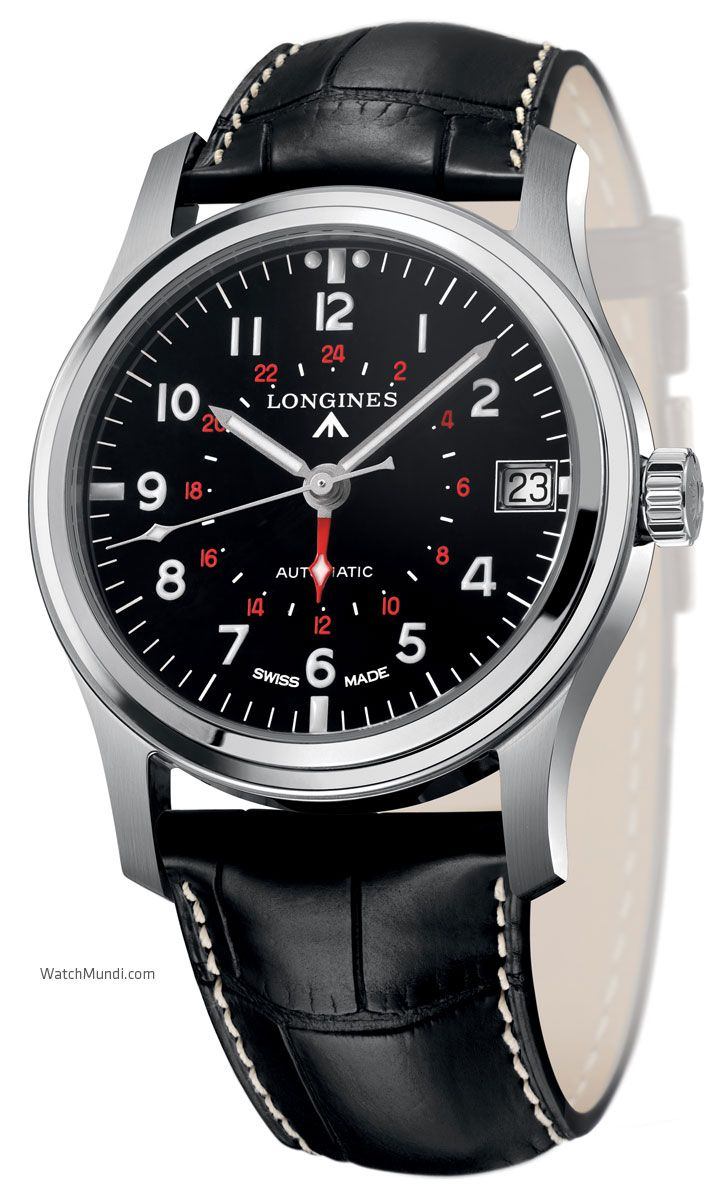 Longines Avigation. The Longines Avigation is based on the design of a model produced for the British army during the 1950s.