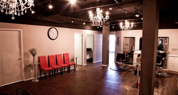 Noir salon vernon bc hairs by britney powell for Vernon salons