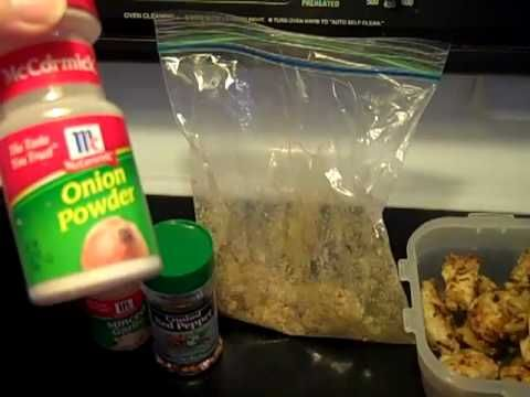 how to cook hcg chicken