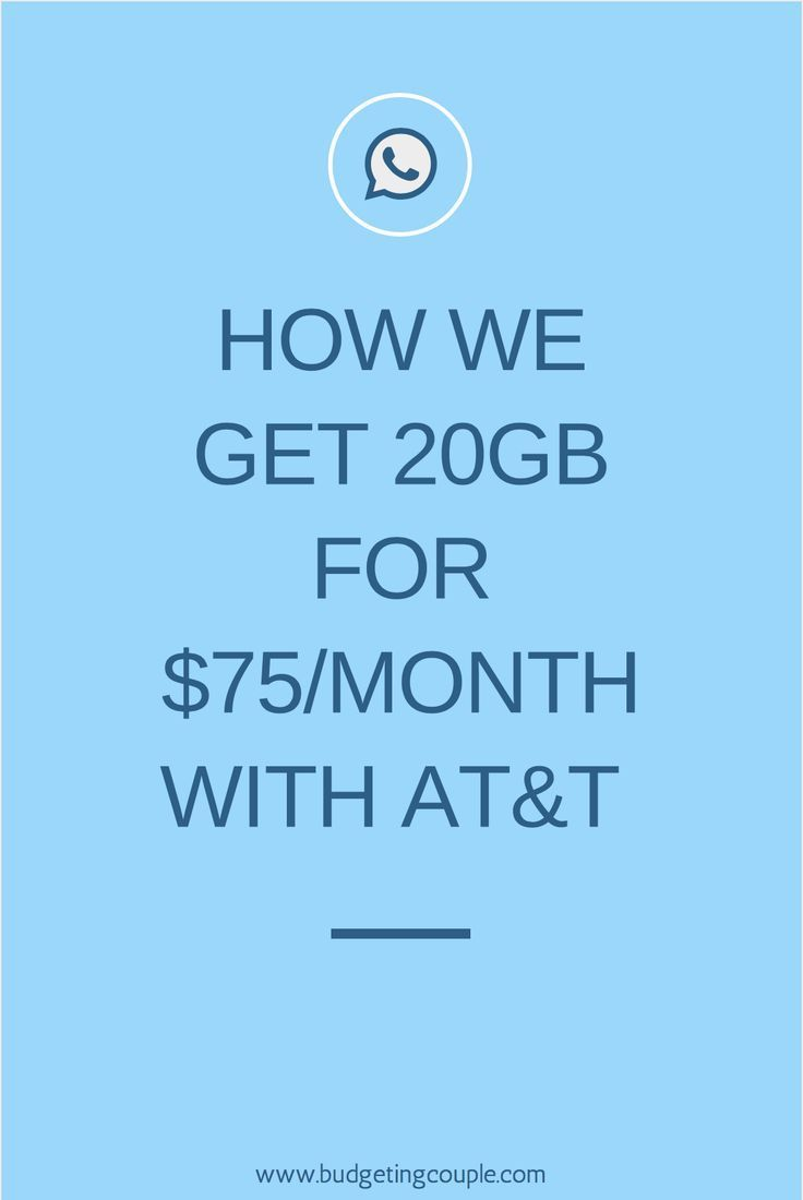 Cheap Phone Plans With A Top Carrier! How to Save Money And Get More Data! Money Saving Tip | How to Save Money | Cheap Cell Phone Plans | Budgetingcouple.com #cheapphoneplan #howtosavemoney #budgetingcouple