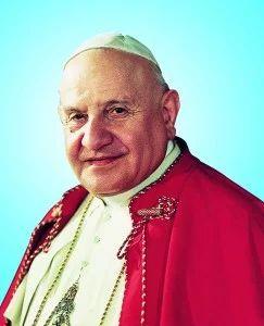 Neznepokojuj sa pre nepodložené reči. Pokračuj vo svojej ceste. Keby však mali pravdu, a ty by si sa mýlil, vráť sa späť. -- Sv. Ján XXIII.
