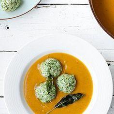 Zupa z pieczonych warzyw | Kwestia Smaku