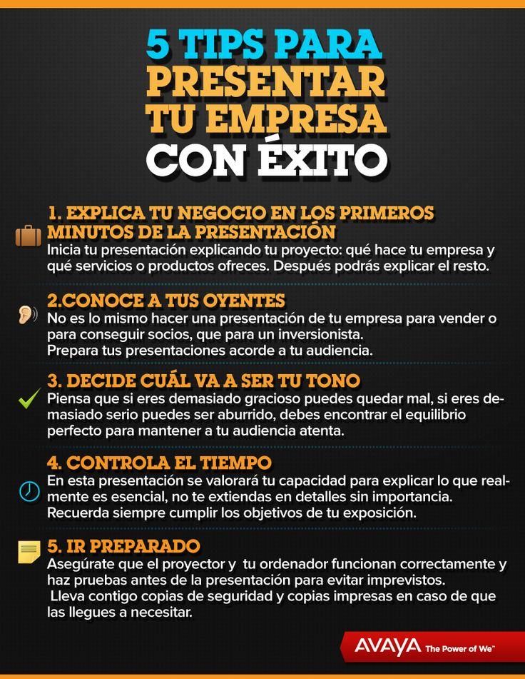 #Tips #emprendimiento #trabajo #exito #Avaya