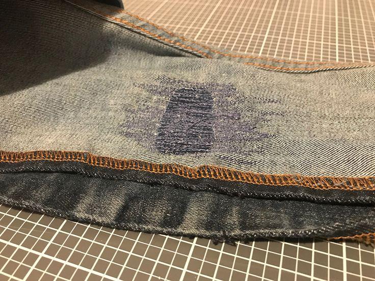 Jeansflicken
