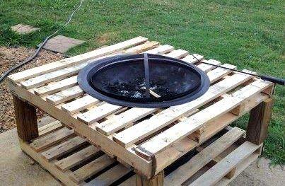 Decorar patios muebles originales hazlo tu mismo muebles for Muebles jardin madera palet
